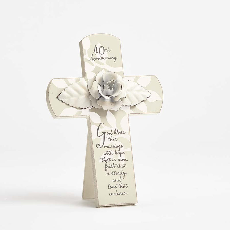 40th Anniversary Cross