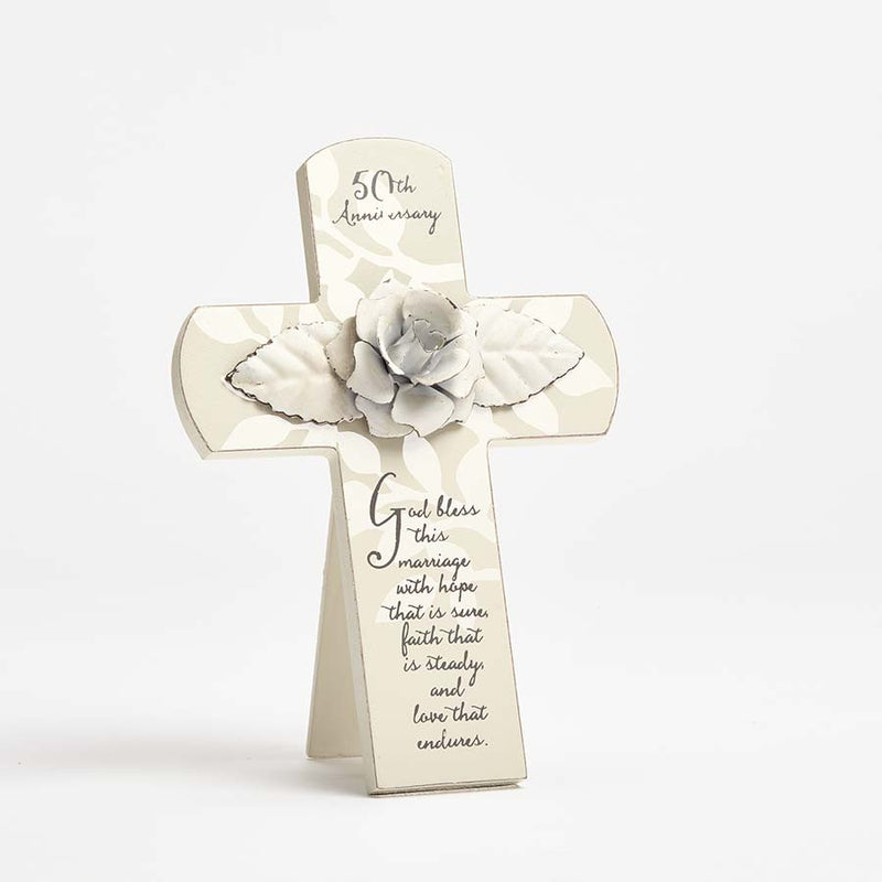 50th Anniversary Cross