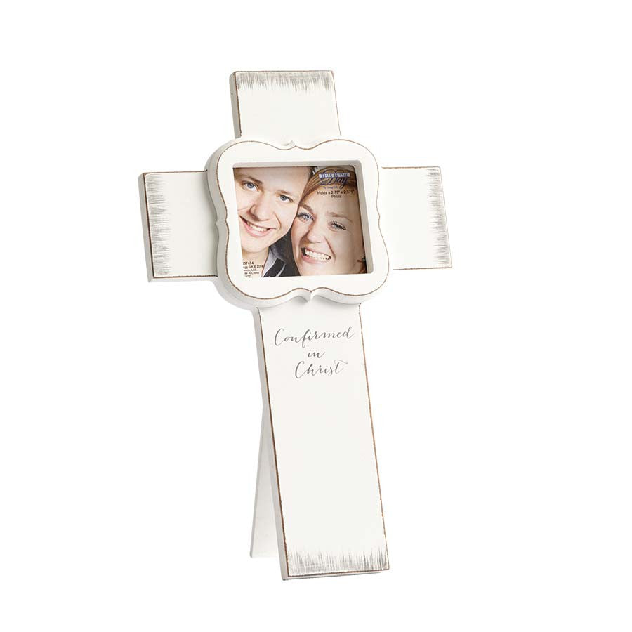 Confirmation Photo Cross