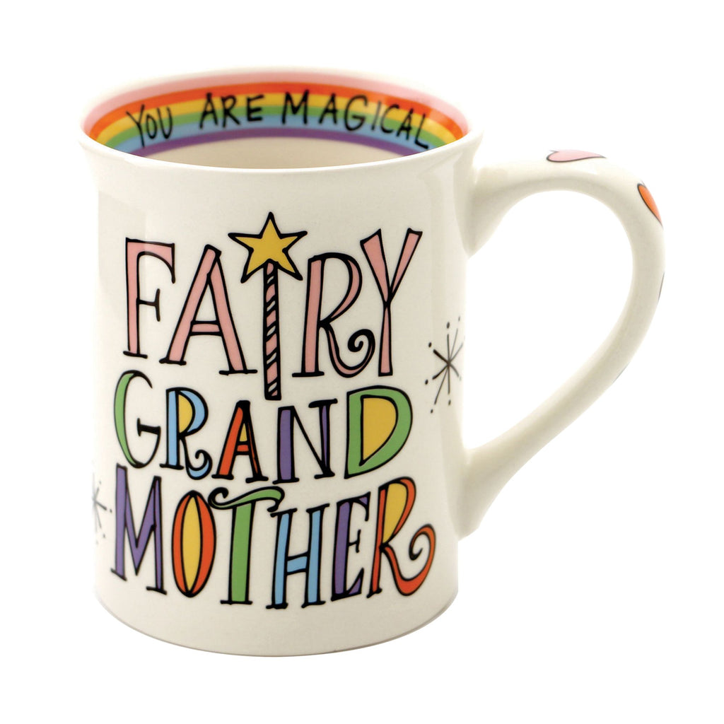 Fairy Grand Mother Mug