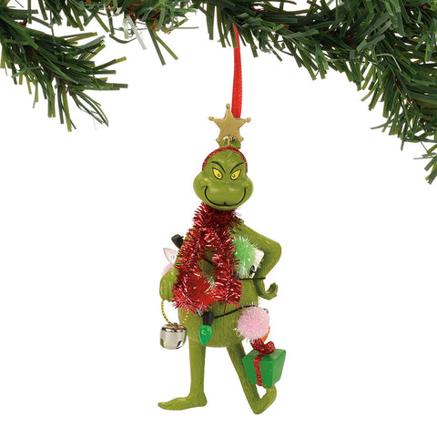 Grinchmas Tree Ornament