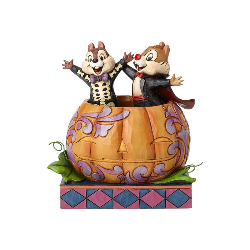 Chip & Dale in Pumpkin