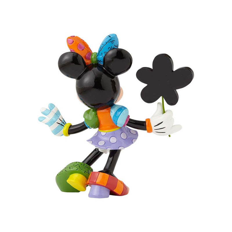 Minnie Mouse with Flowers