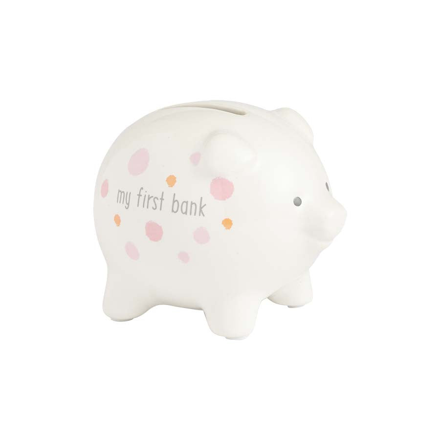 My First Piggy Bank Pink