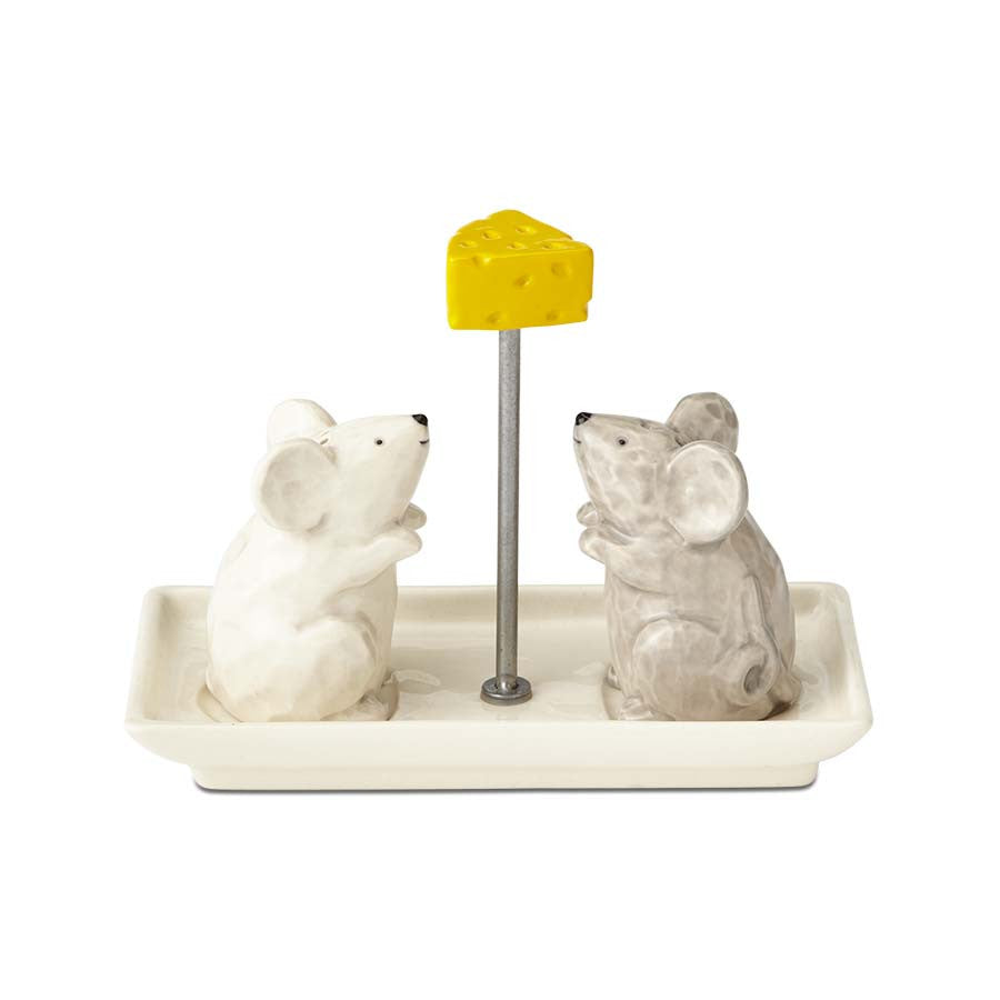 Mice with Cheese SP Shakers