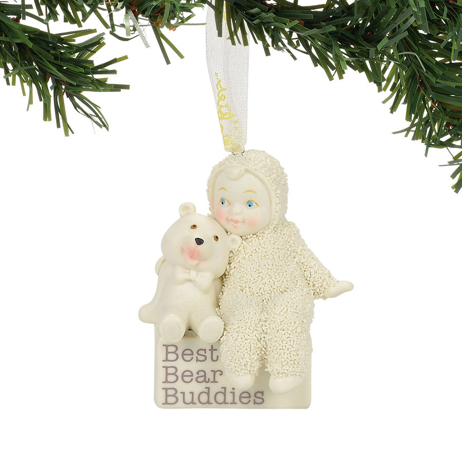Best Bear Buddies Ornament