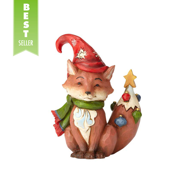 Mini Christmas Fox