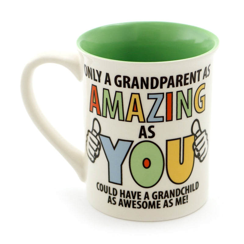 Amazing Grandfather Mug