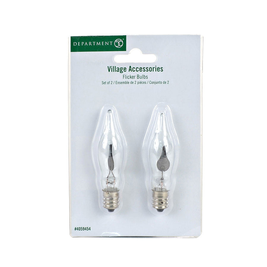 Replacement Flicker Bulbs