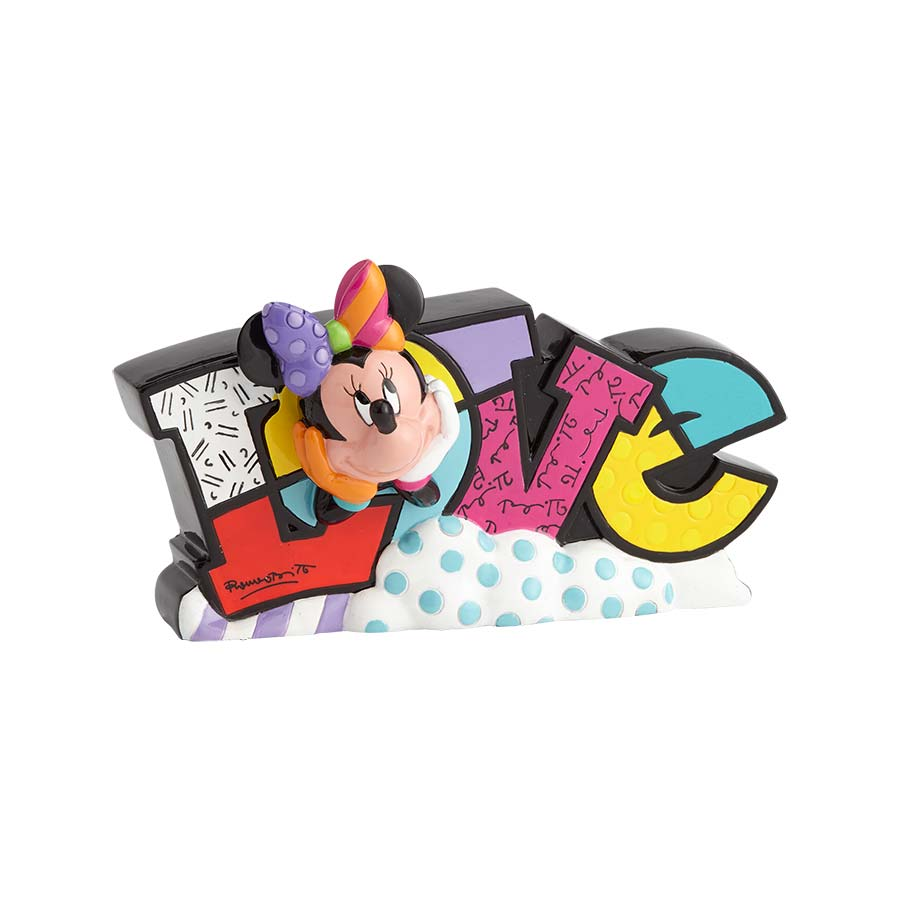 Minnie Mouse LOVE by Britto