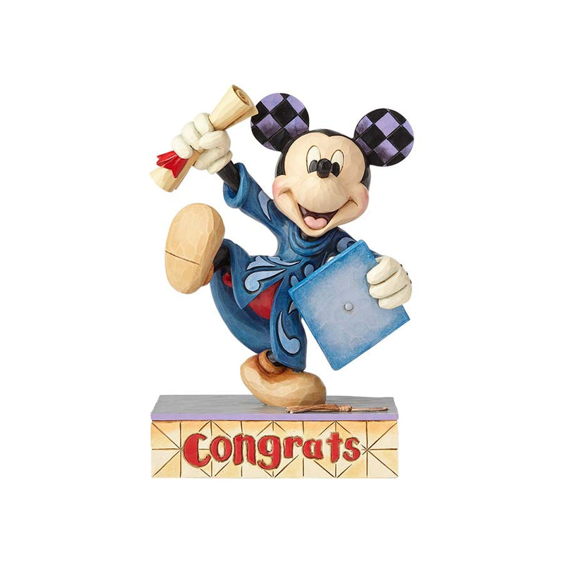 Graduation Mickey (Personalize