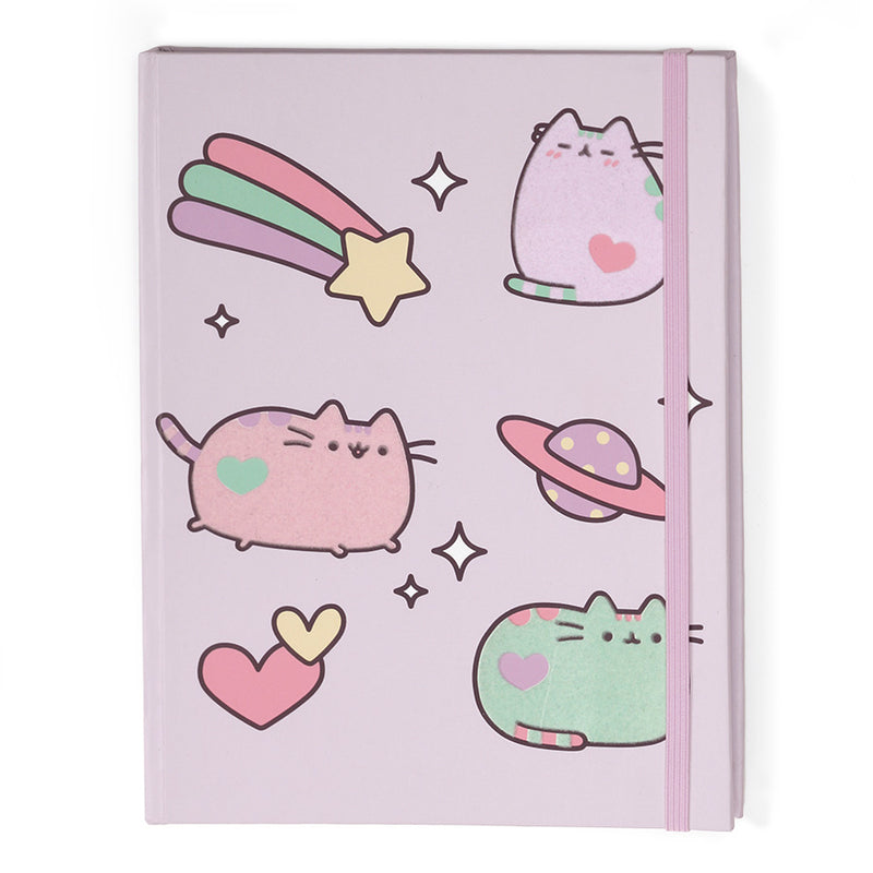 Pastel Pusheen Journal
