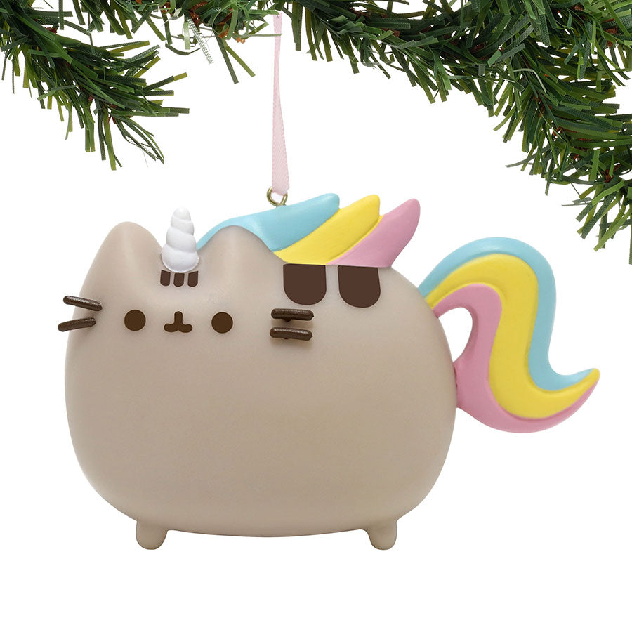MAGICAL UNICORN ORN - PVC