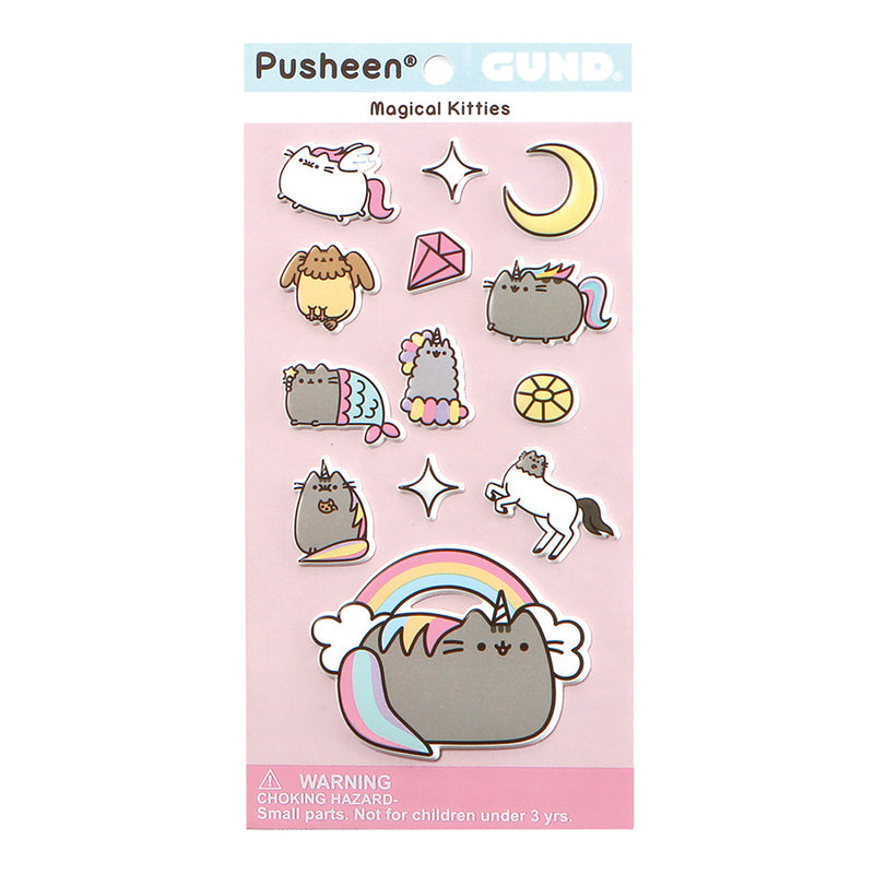 Pusheen Magical Kitty Stickers