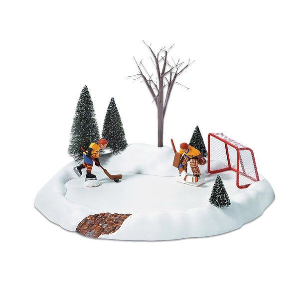 Hockey Practice Animated