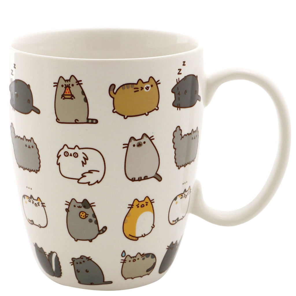 PUSHEEN KITTIES MUG COASTER ST