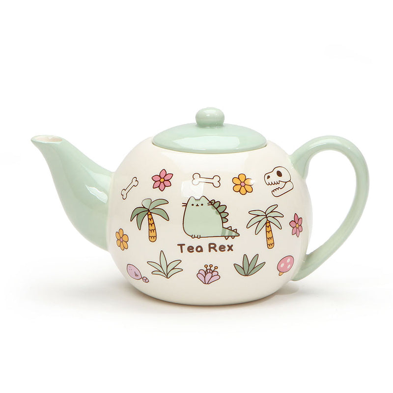 PUSHEEN TEA REX TEA POT