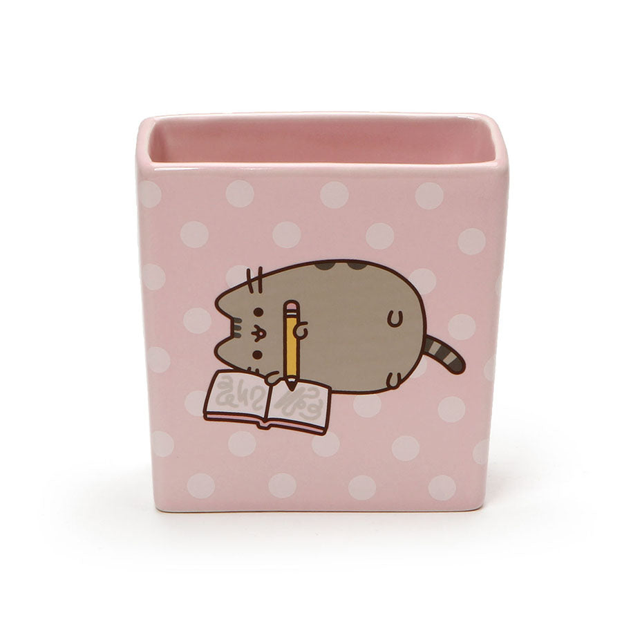 PUSHEEN CONTAINER PENCIL HOLDE