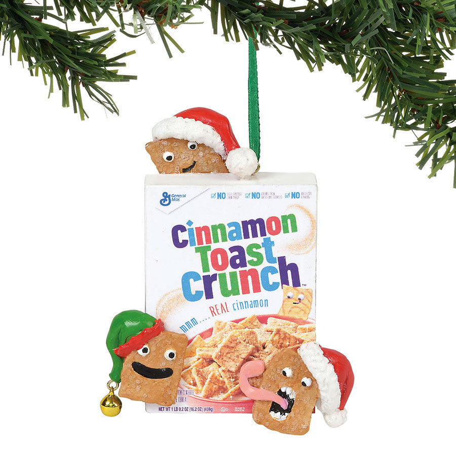 Cinnamon Toast Crunch Orn.