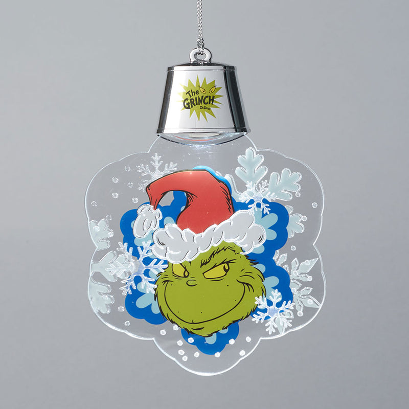 Grinch Holidazzler Ornament