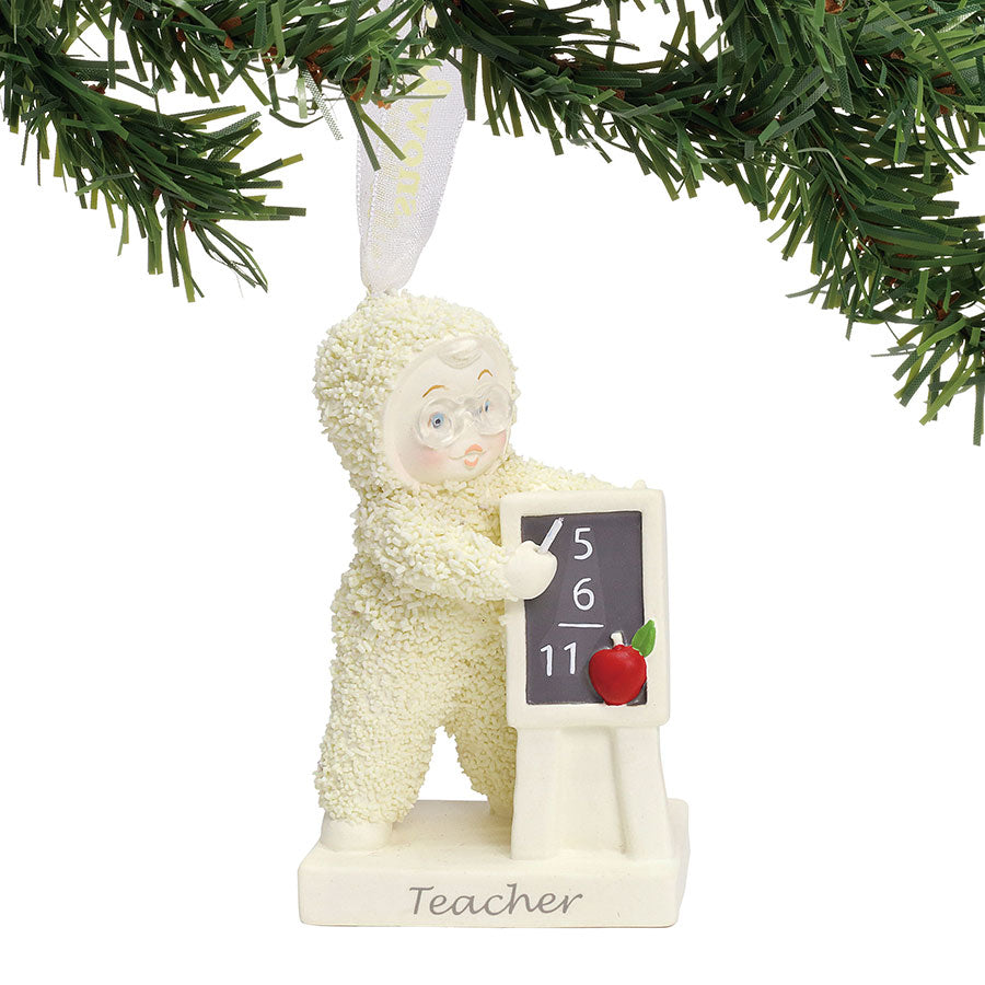 Teacher Ornament