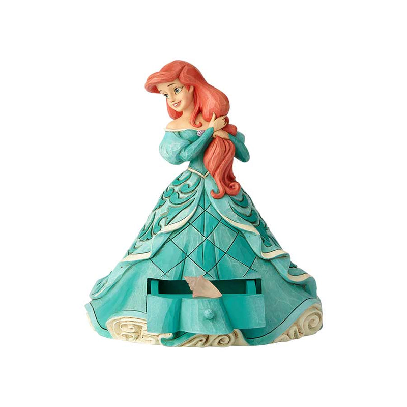 Ariel with Shell Charm