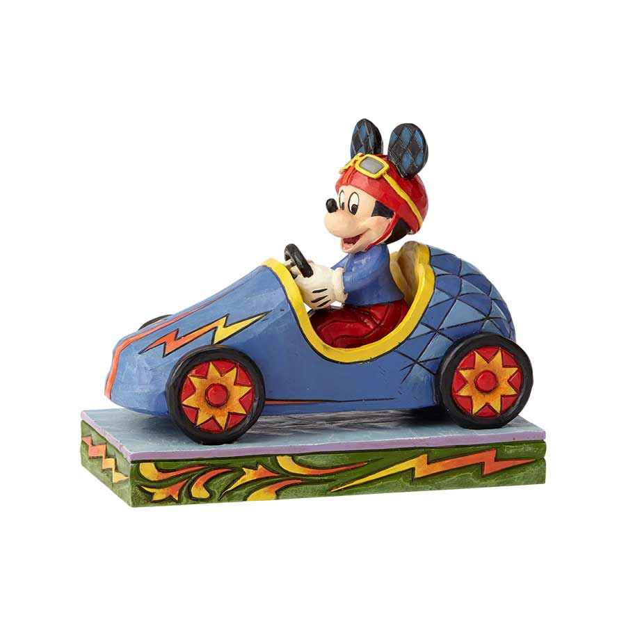 Soap Box Derby Mickey