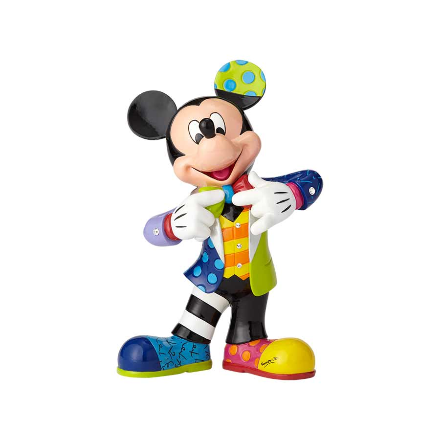 Mickey's 90th by Britto