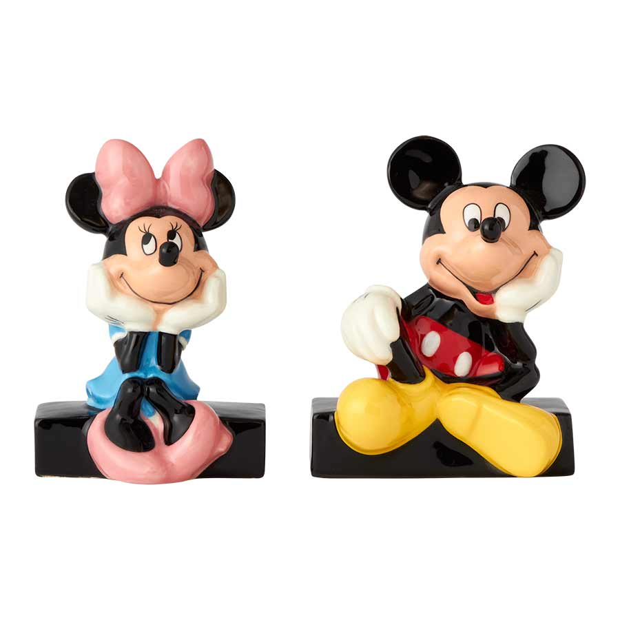 Mickey & Minnie Ceramic  S&P