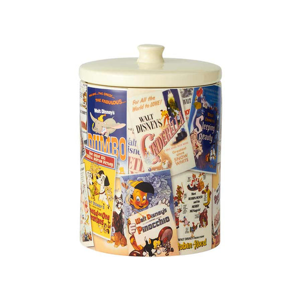 Disney Poster Collage Canister