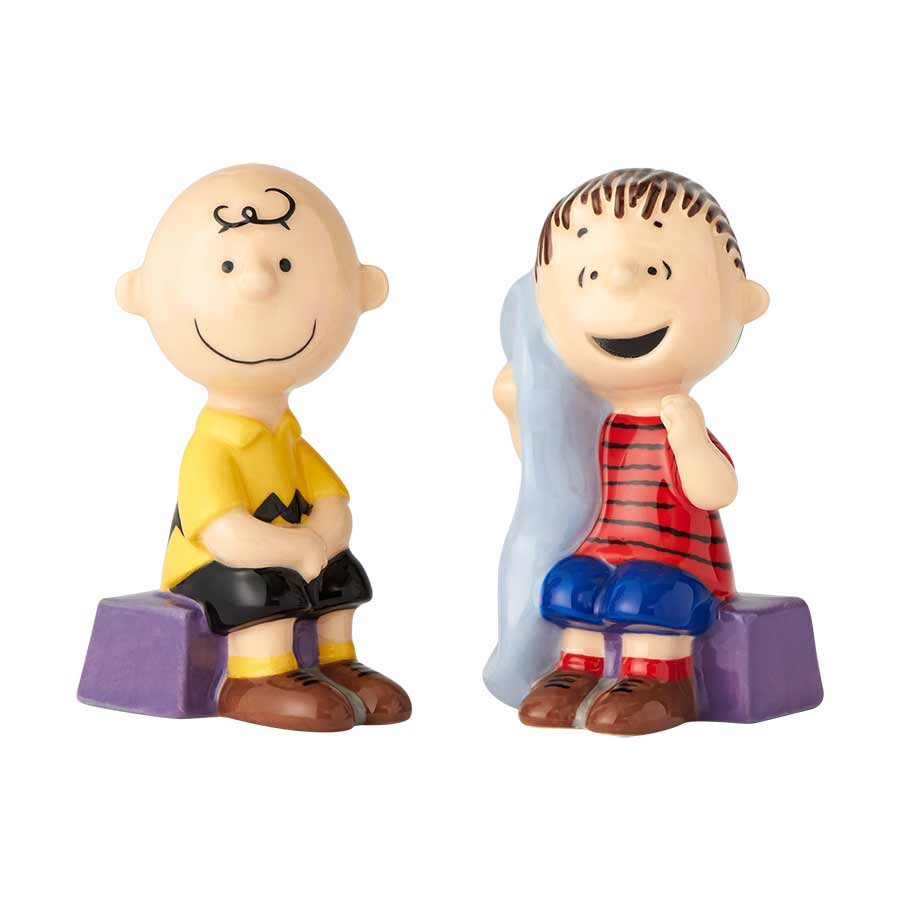 Charlie & Linus Ceramic S&P