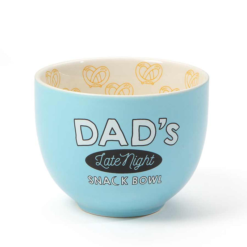 Dad Snack Bowl
