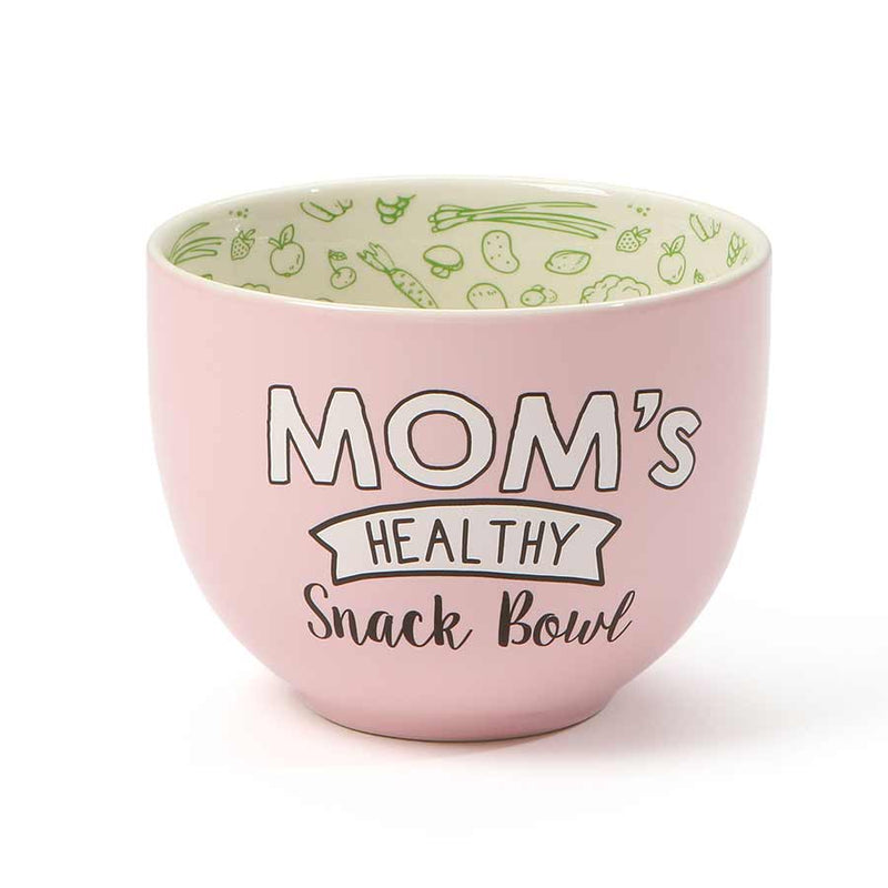 Mom Snack Bowl