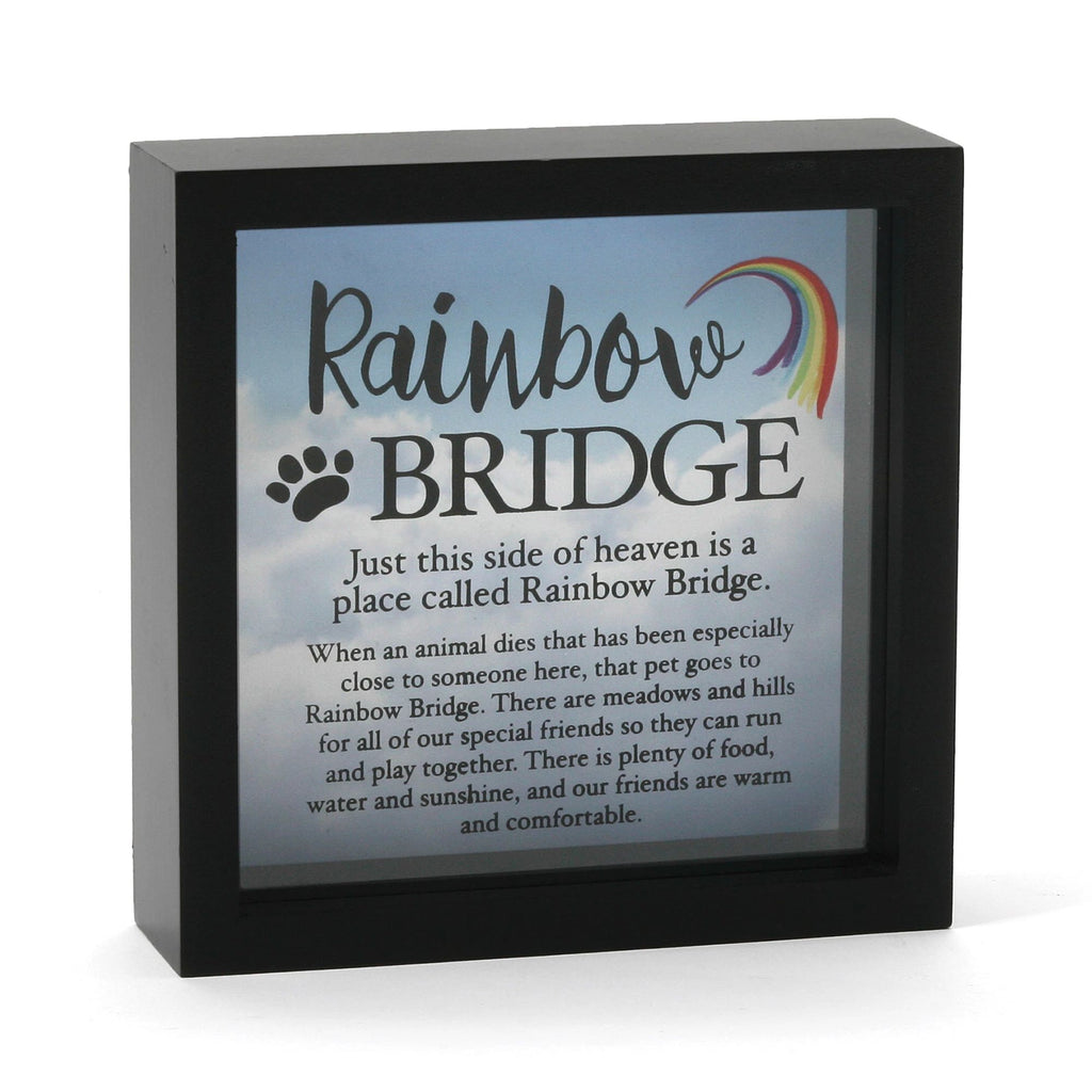 RAINBOW BRIDGE MEMORY BOX