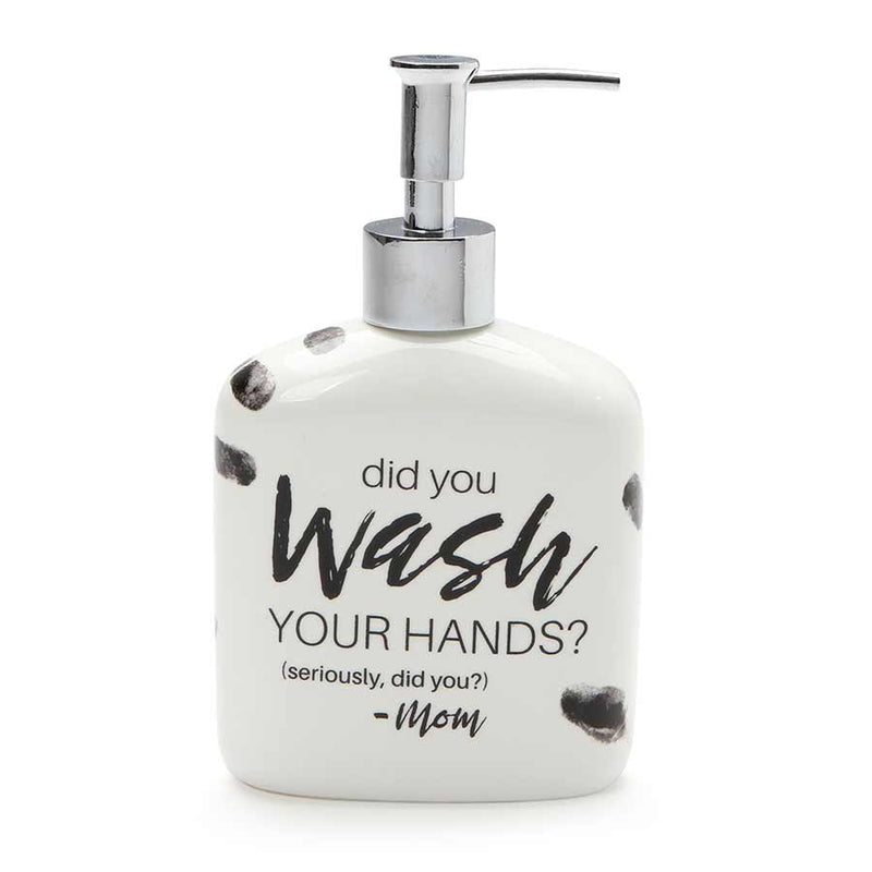 WASH HANDS SOAP DISPENSER