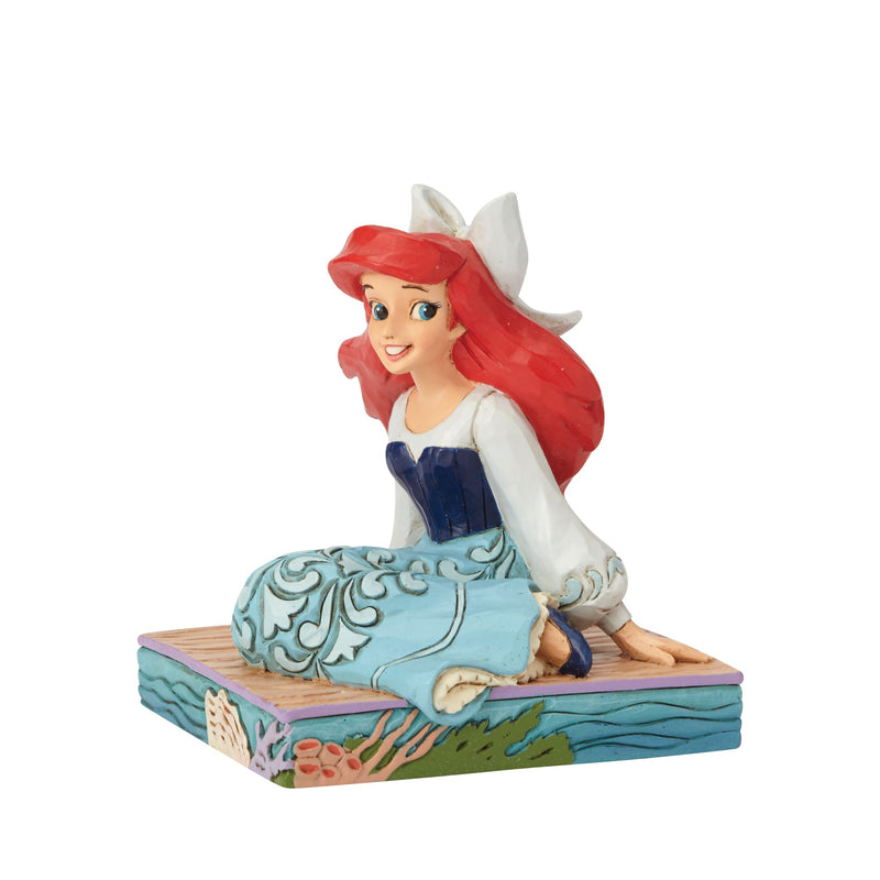 Ariel Personality Pose