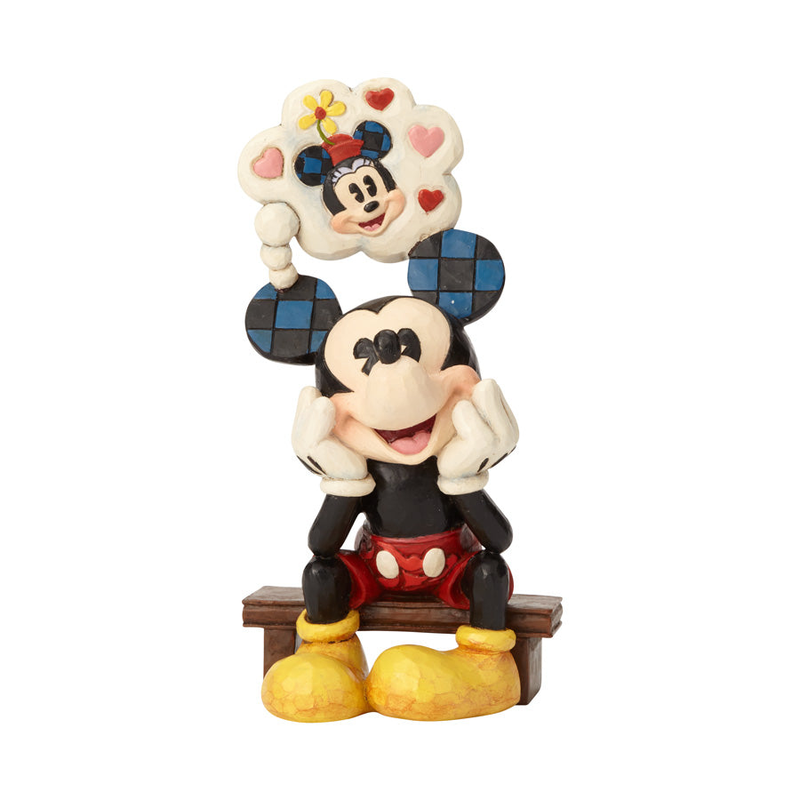 Mickey with Love Thought