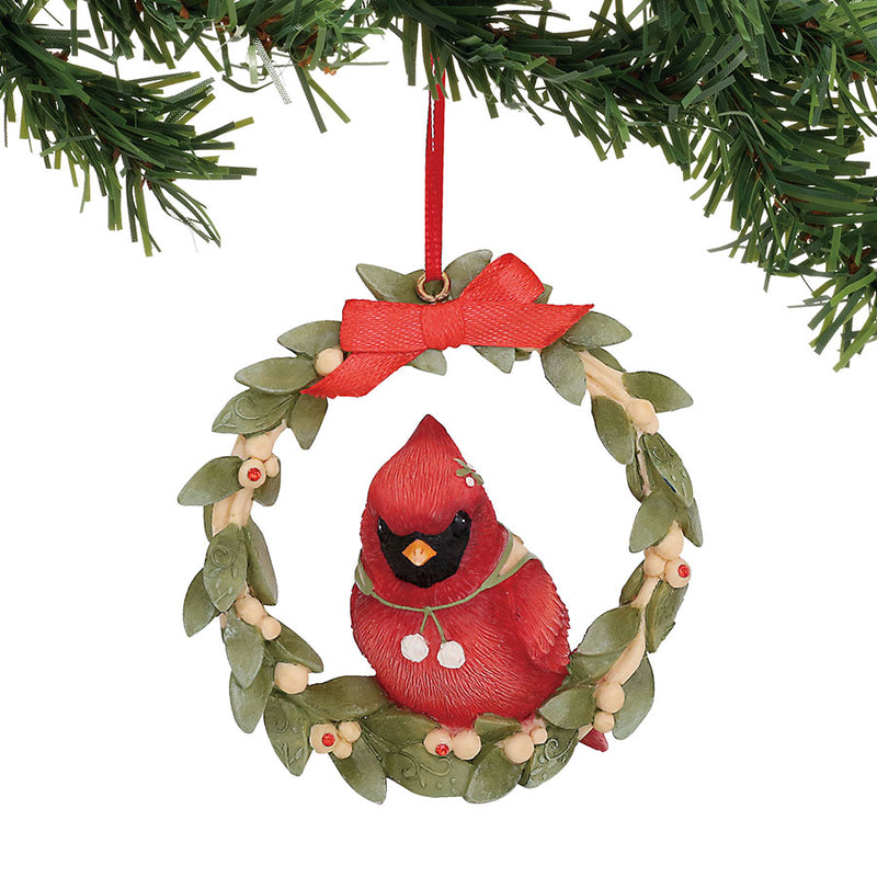 Sweet Tweet Wreath Ornament