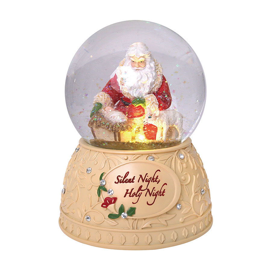 Silent Night, Holy Night Globe