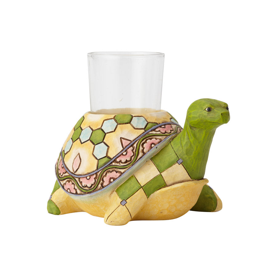 Turtle Candle Holder