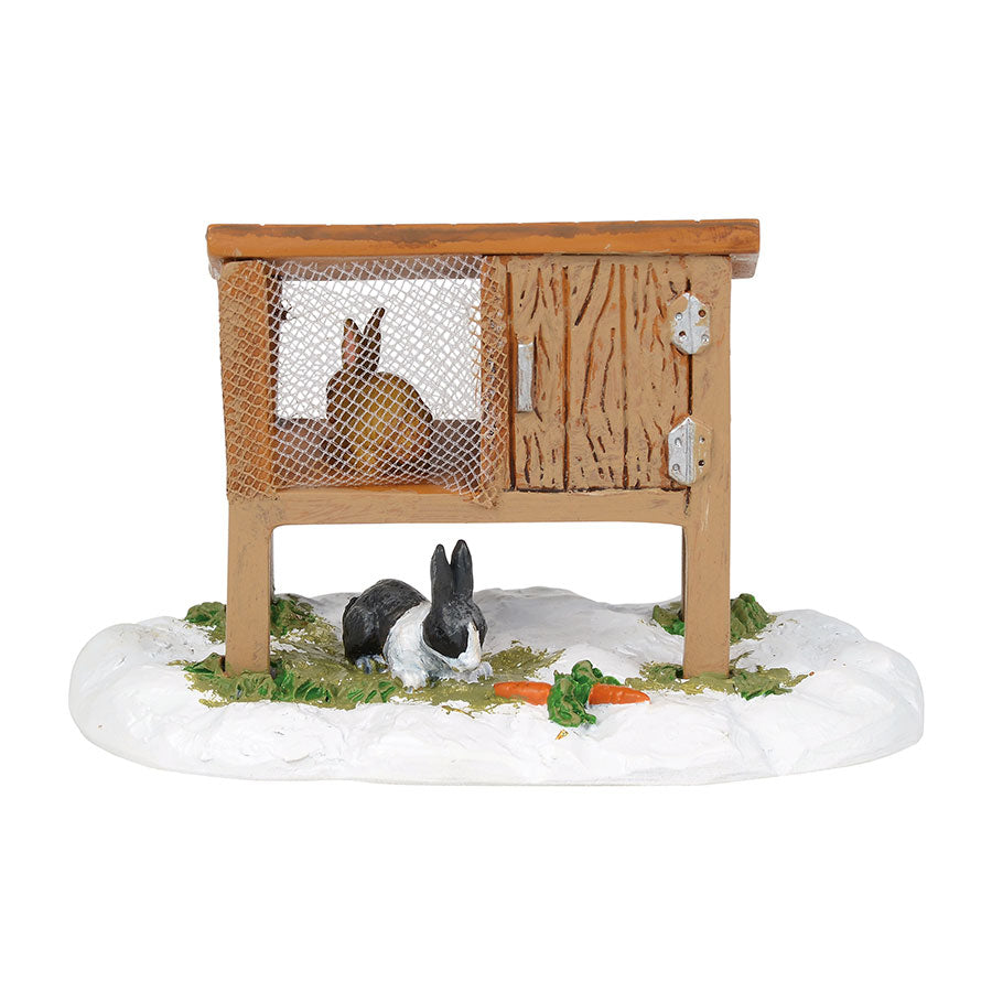 Mistletoe Farm Rabbit Hutch