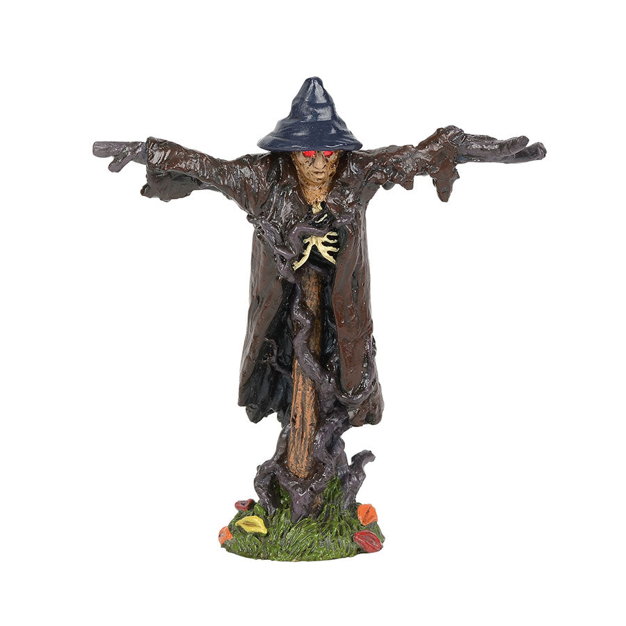 Lit Sinister Scarecrow