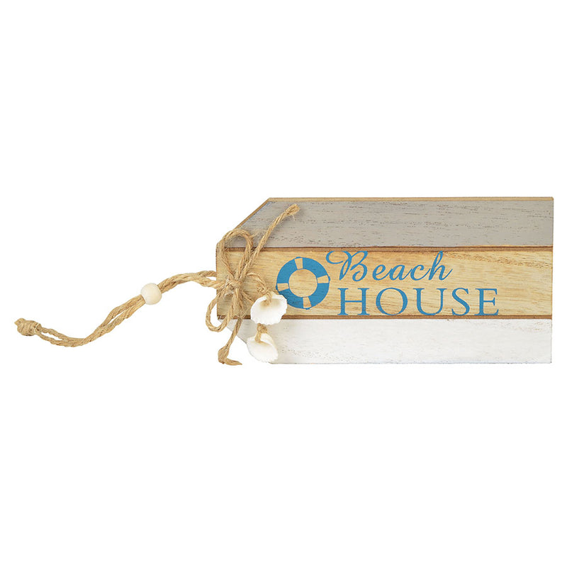 COAST Beach House Ornament