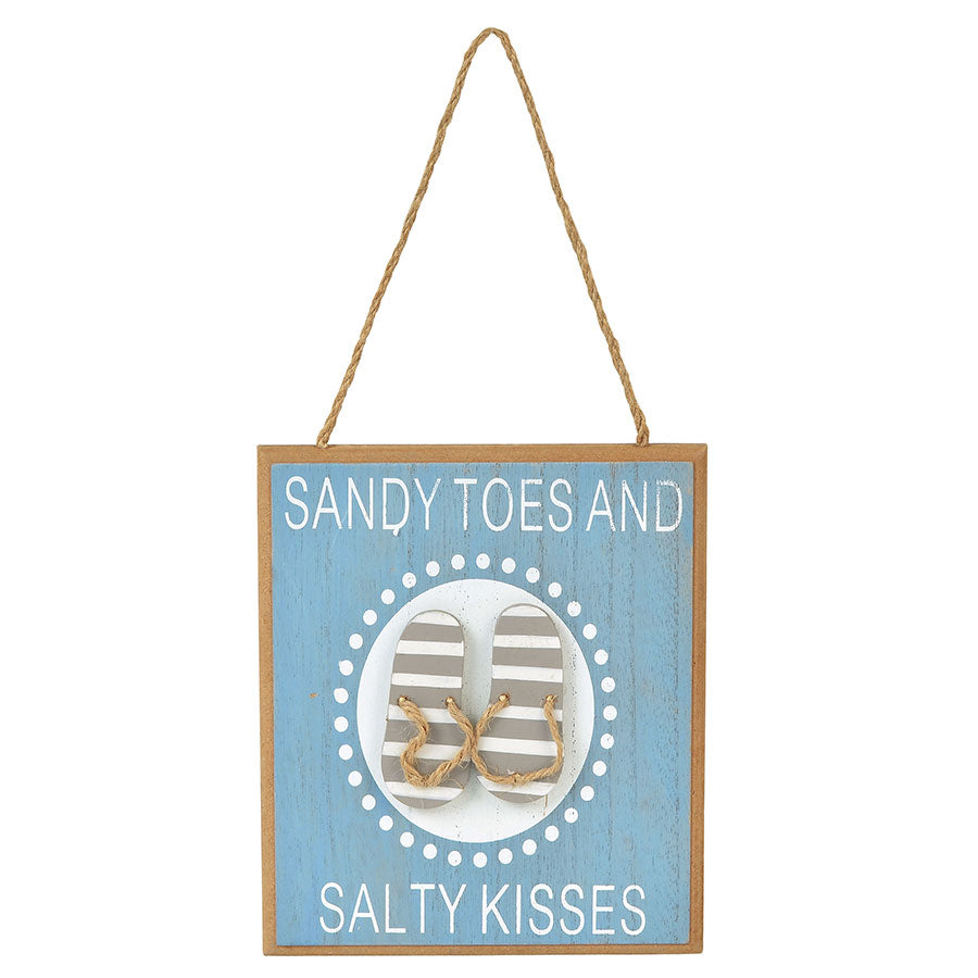 COAST Sandy Toes Decor