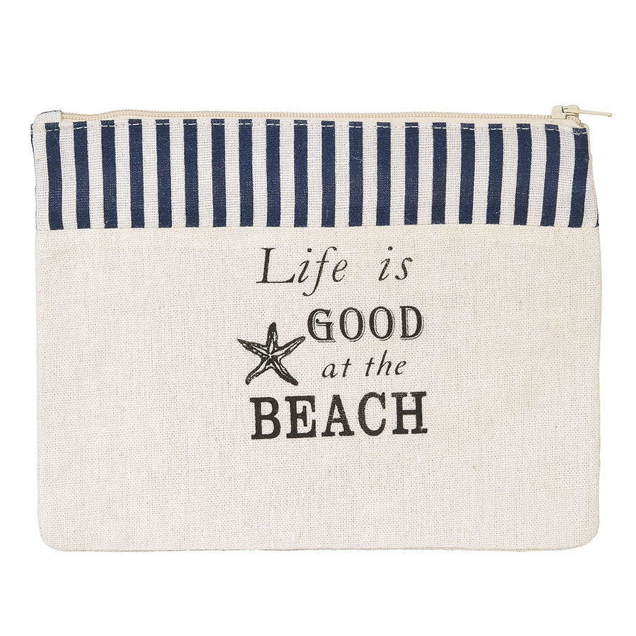 COAST Fabric Zipper Pouch