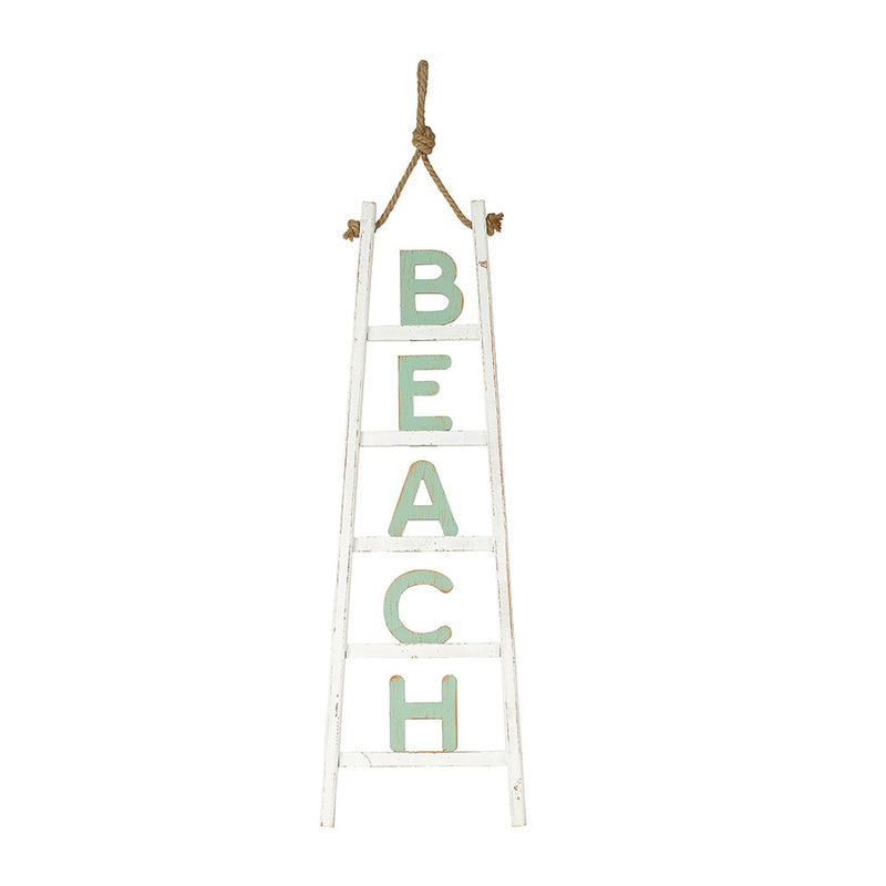 COAST Beach Ladder Decor