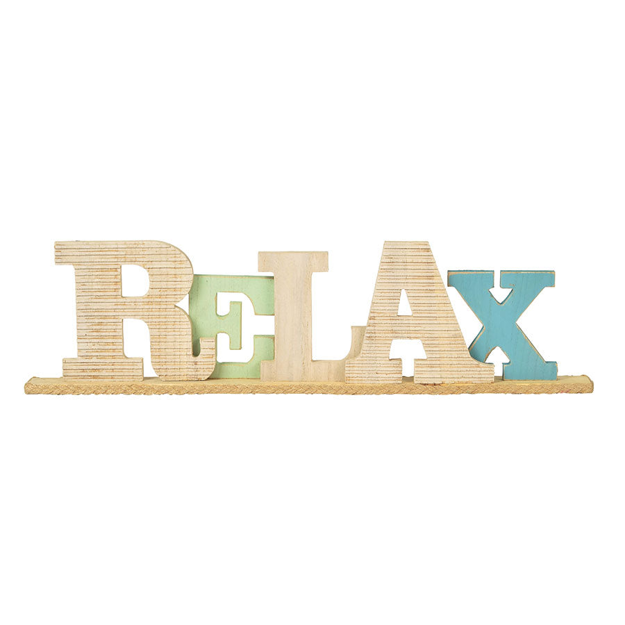 COAST Relax Wood Decor