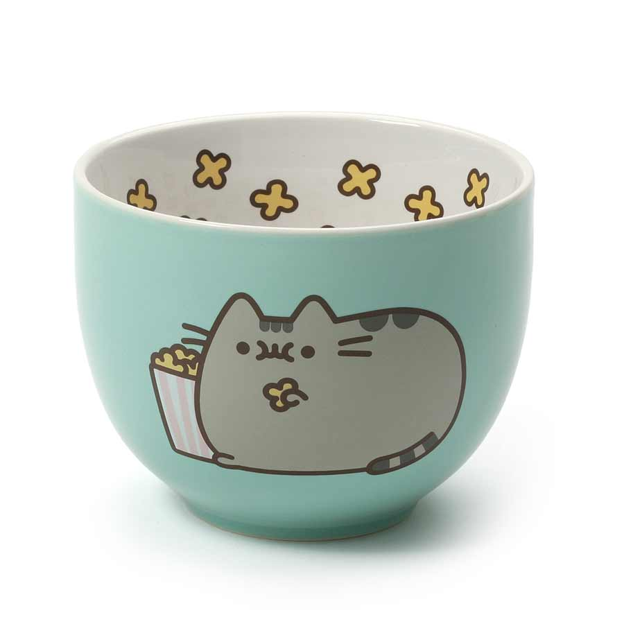 Pusheen Popcorn Snack Bowl