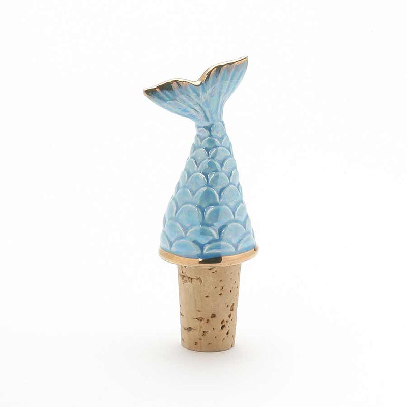Mermaid Bottle Stopper