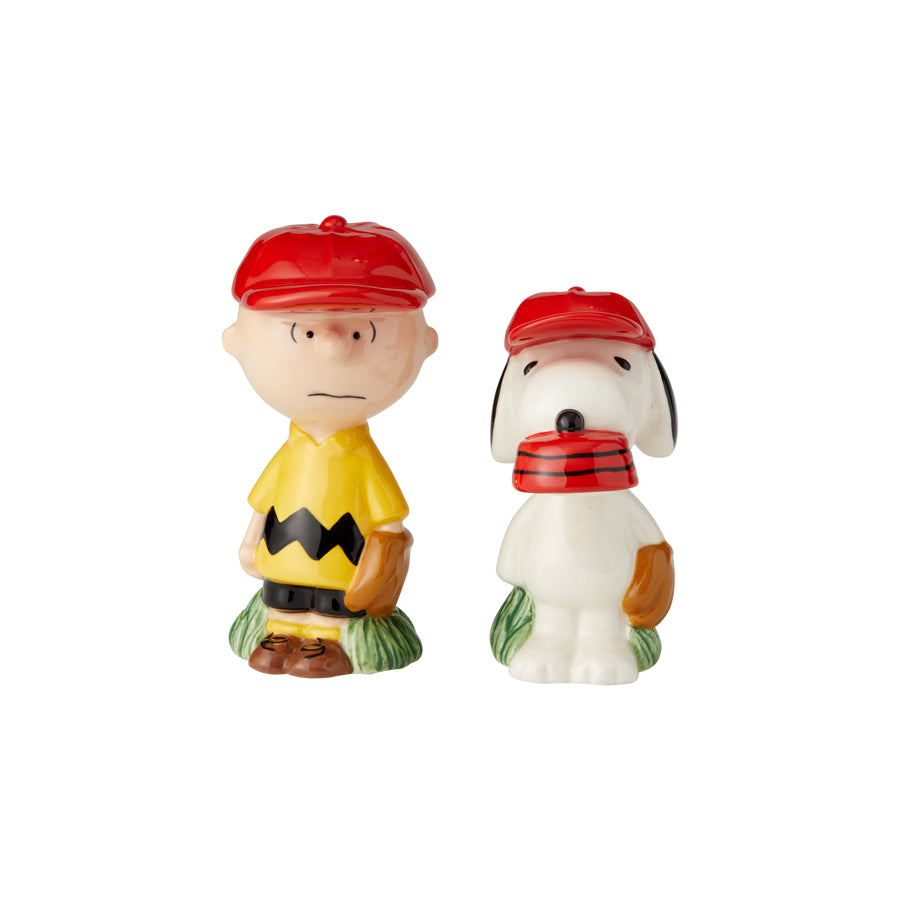 CB and Snoopy Baseball S&P